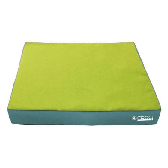 CUSHION FRESH FLUO GREEN 60x50x6 cm
