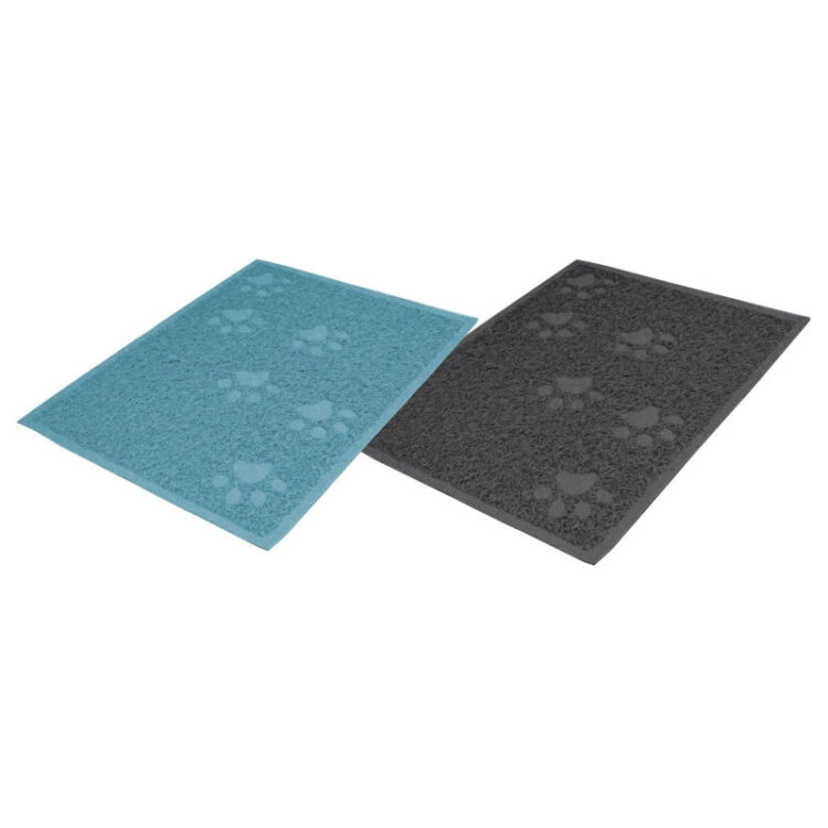 OUTSIDE MAT FOR TOILETTE 40x30cm MIX.COL.