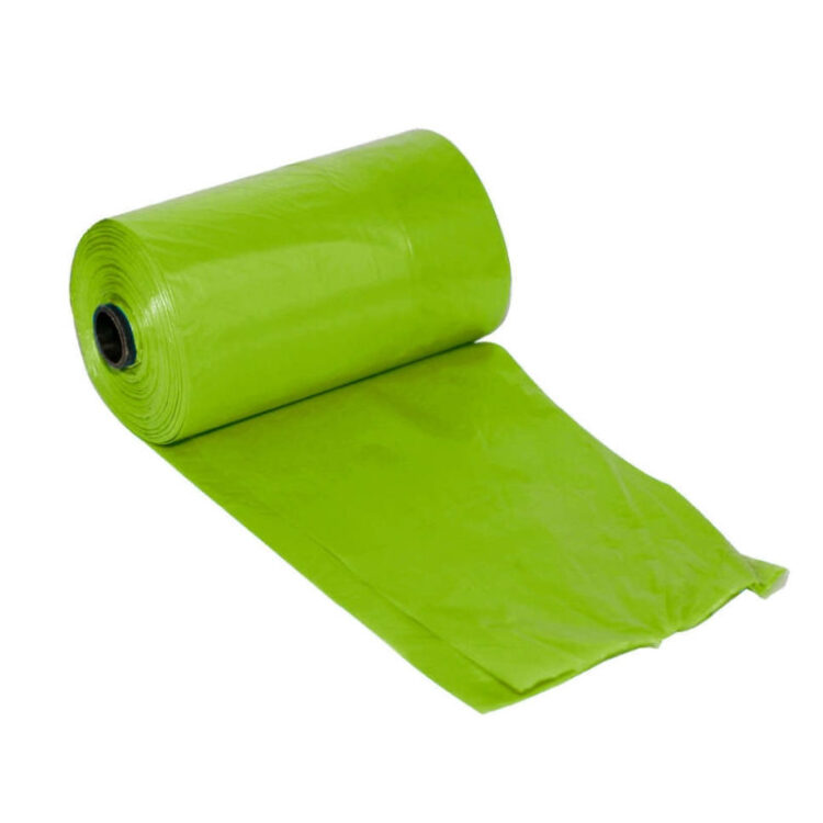 DOG WASTE BAGS GREEN 3X20
