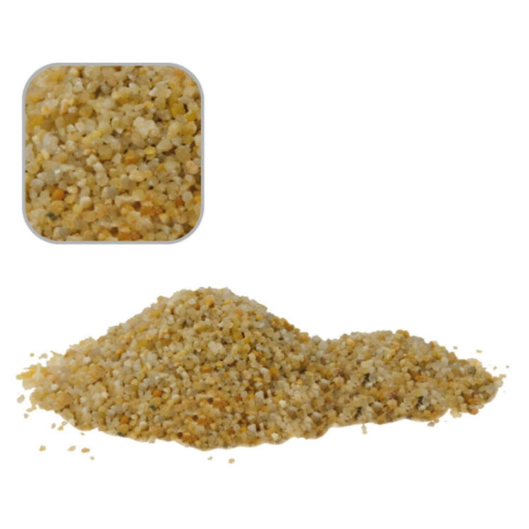 ROSELLA SAND 2-4mm KG. 2