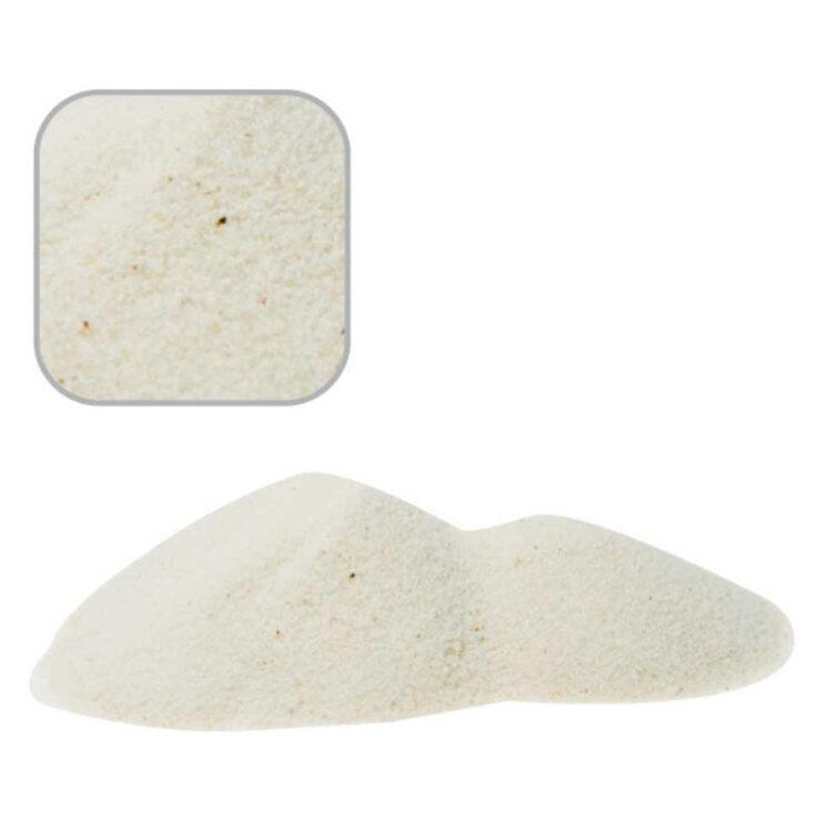 ULTRA FINE WHITE QUARZ 0,1-0,7mm KG. 5