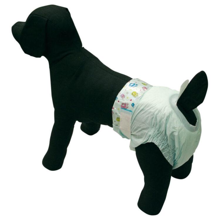 DOG NAPPY MD PCS.12