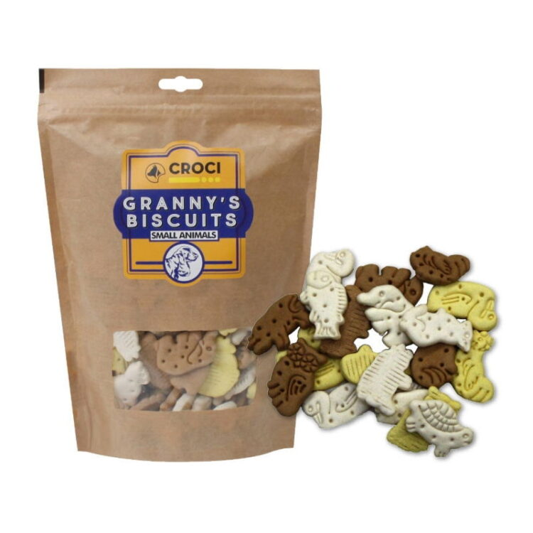 GRANNYS BISCUITS SMALL PETS 4KG