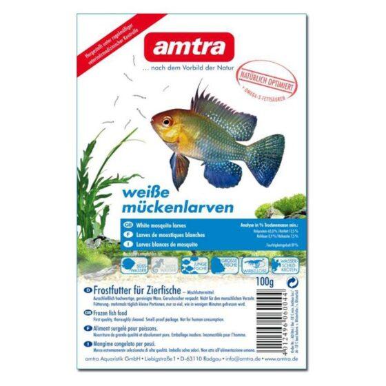 AMTRA FROST BLISTER CHIRONOMUS WHITE 100GR