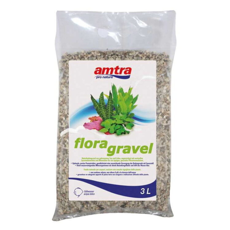 AMTRA FLORA GRAVEL 3 L