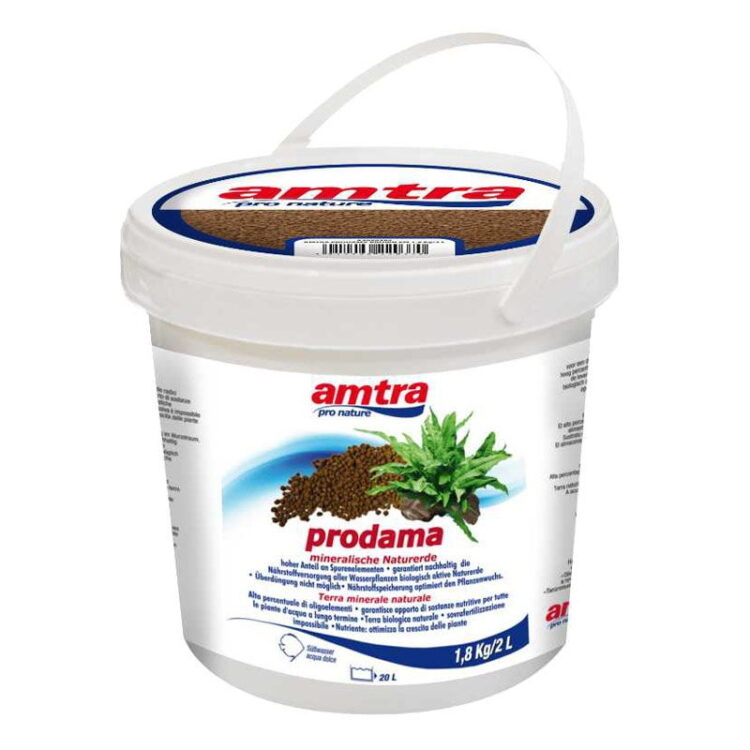 AMTRA PRODAMA BLACK MD 1,8 Kg/2 L