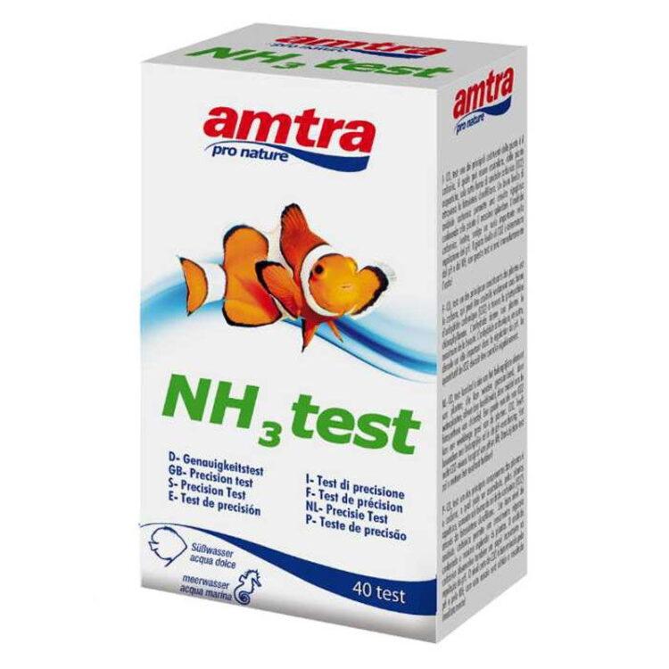 AMTRA TEST NH3+NH4+AMMONIA