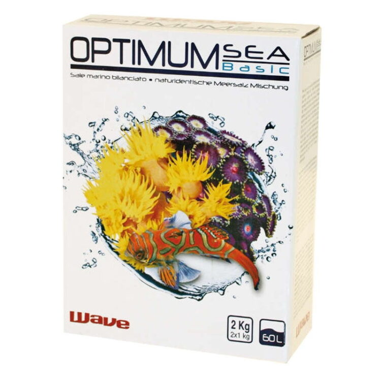 AMTRA OPTIMUM SEA 2 KG.