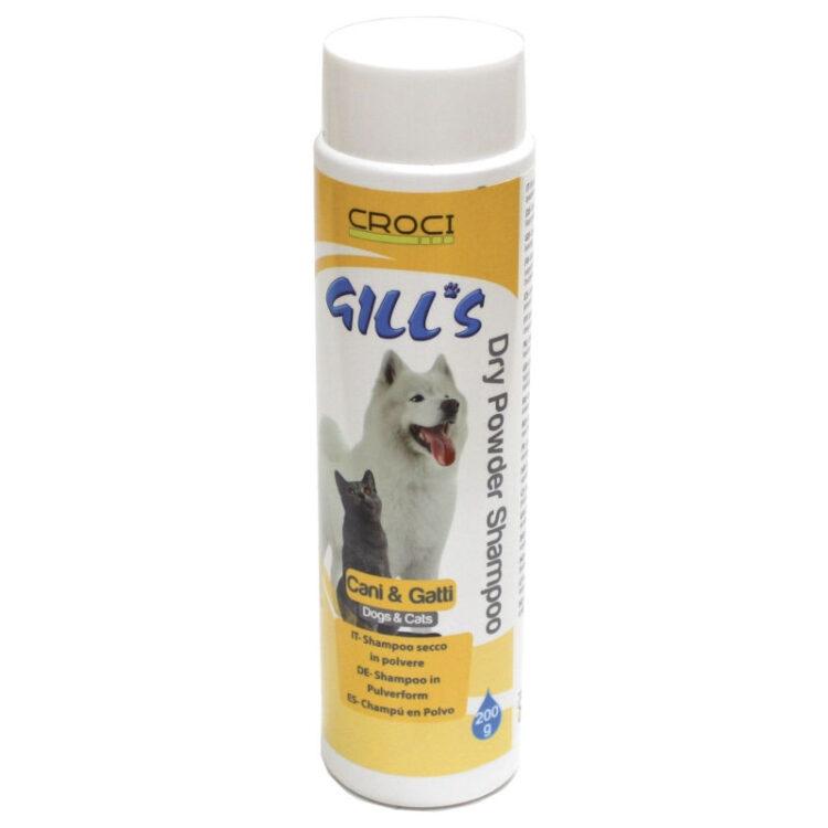 GILLS DRY POWDER SHAMPOO 200 g