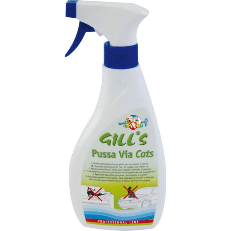 GILLS PUSSA VIA UNUSING CATS 300 ML