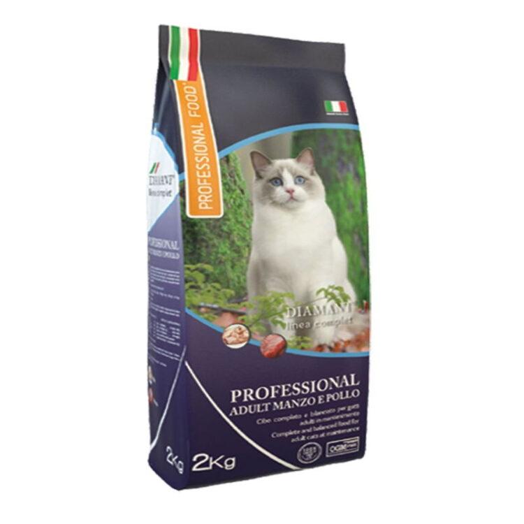 CAT DIAMANT PREMIUM chicken 15 kg