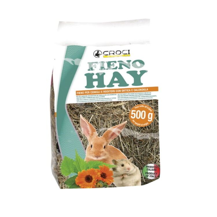 HAY NETTLE AND CALENDOLA 500 g