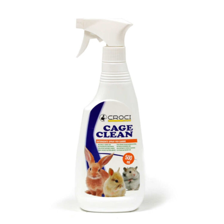 SPRAY CLEANER FOR CAGES 500ml