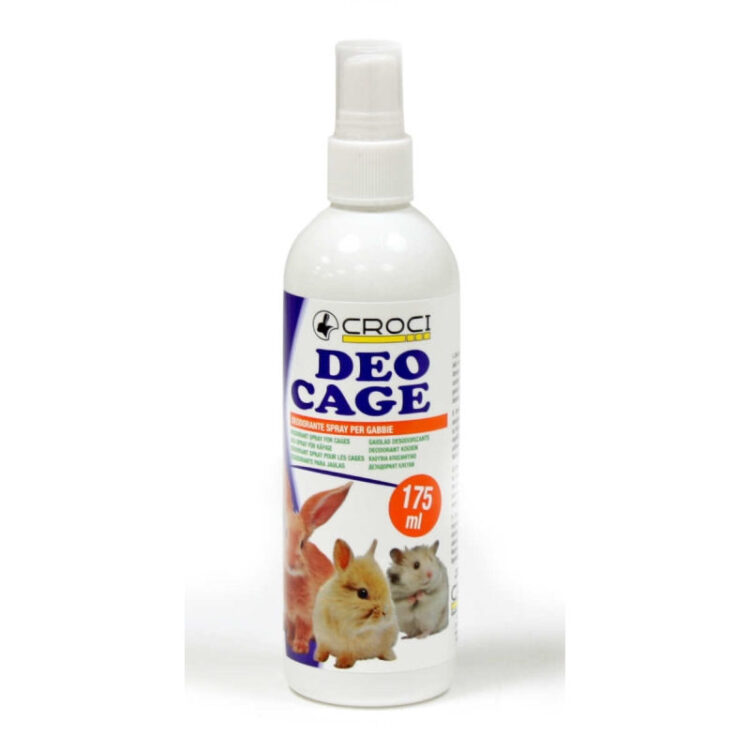 DEODORANT SPRAY FOR CAGES 175ml
