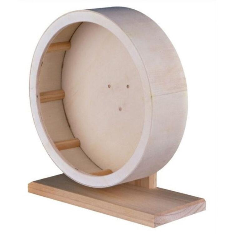WOOD WHEEL 17.5X15.2X9.3 cm