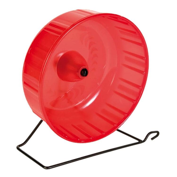 PLASTIC WHEEL 14x7 cm