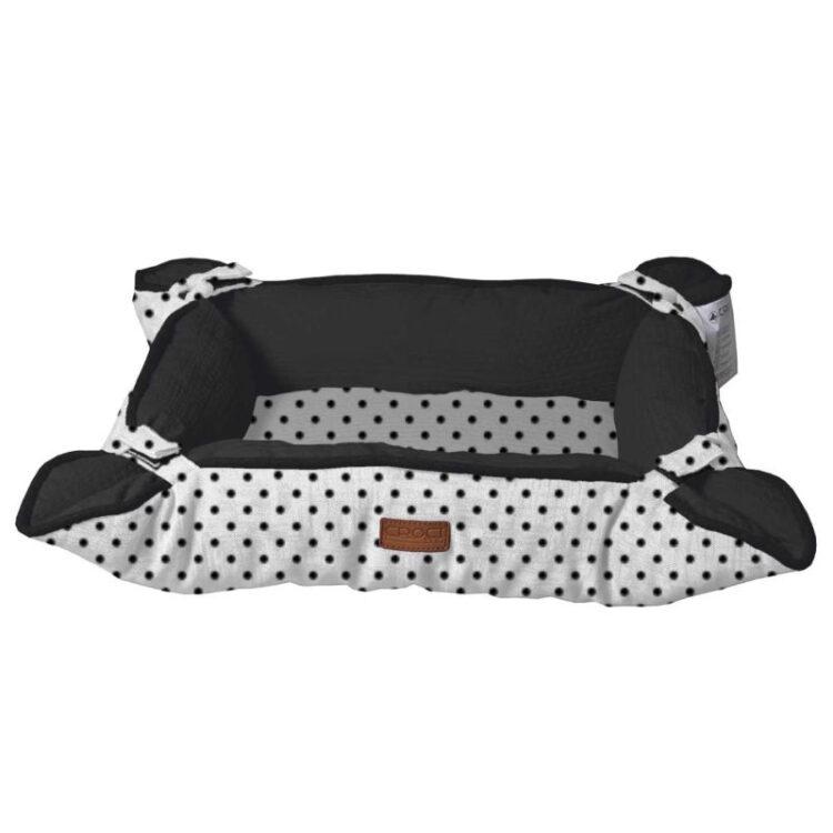 BASKET PET BED COZY IMPACT 45x35,5x15cm