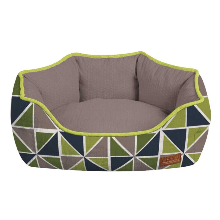OVAL PET BED COZY RAY 50x40x17 cm