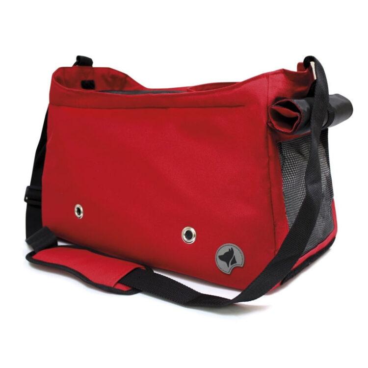 BAG MEGAN RED 40x20x27 cm
