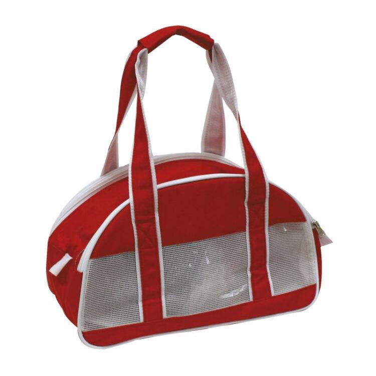 BAG CARMEN RED 36X18X21 cm.