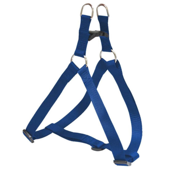 PETTORINA NYLON SPEEDY XL BLUE
