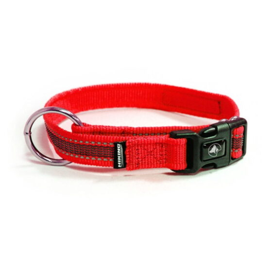 HIKING COLLAR VENTURE 38x650-750mm RED