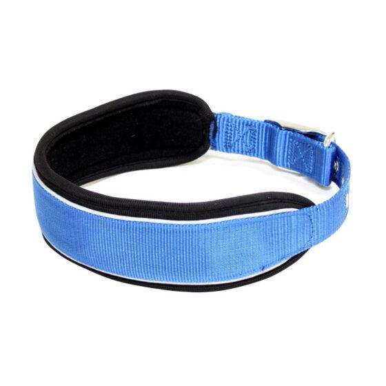 HIKING COLLAR ENDURANCE BLUE L 51-60cm