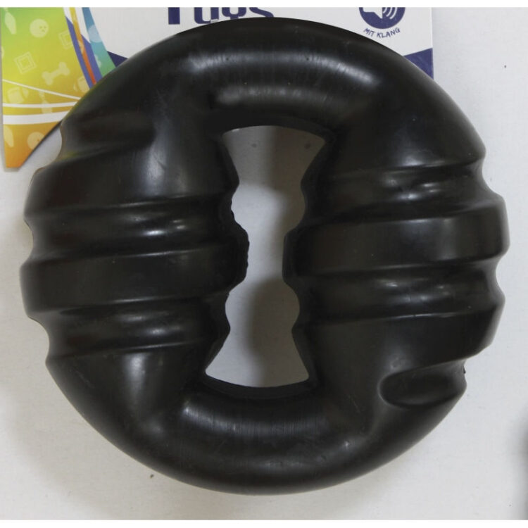 RUBBER TOY TPR GIANT RING 13.2X6.04X3cm