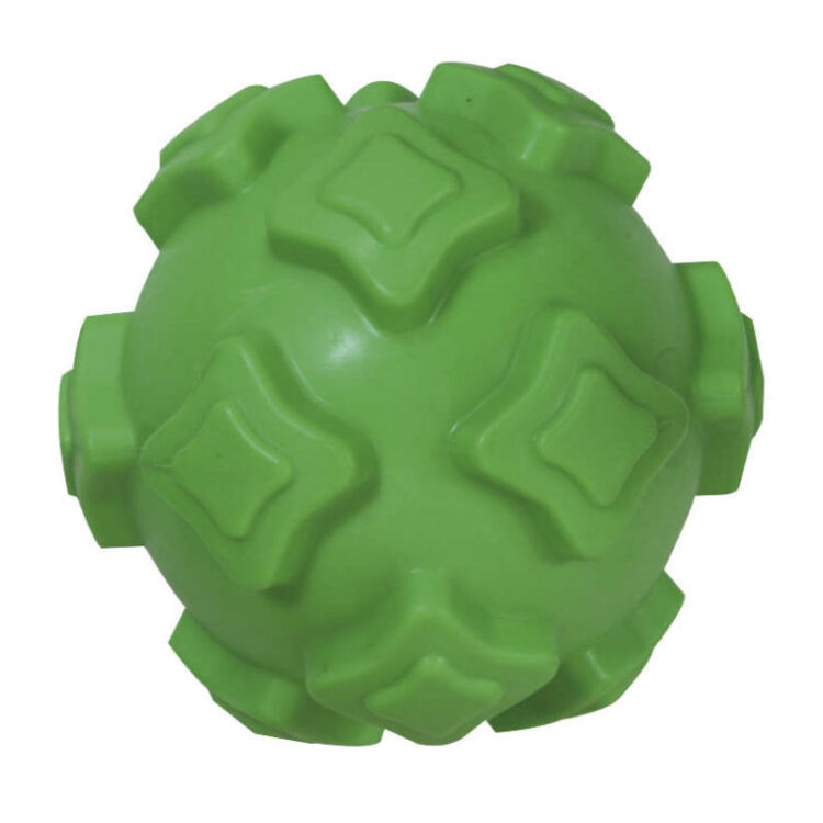RUBBER TOY TPR GIANT BALL 15.3cm