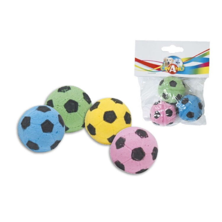 TOY IN CAN FOOTBALL SOFT