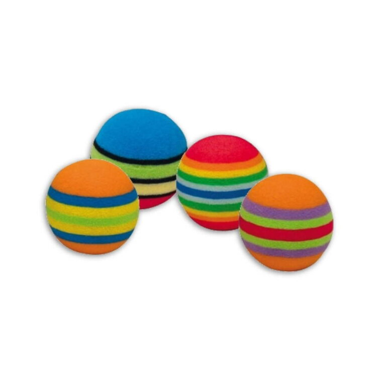 TOY IN CAN RAINBOW BALL