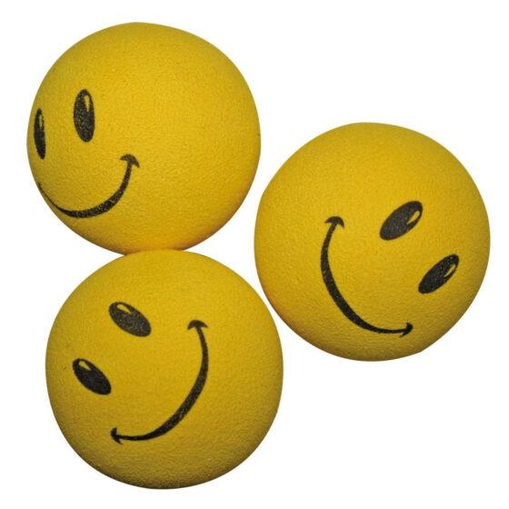 TOY INTO JAR SMILE BALL 4.5cm