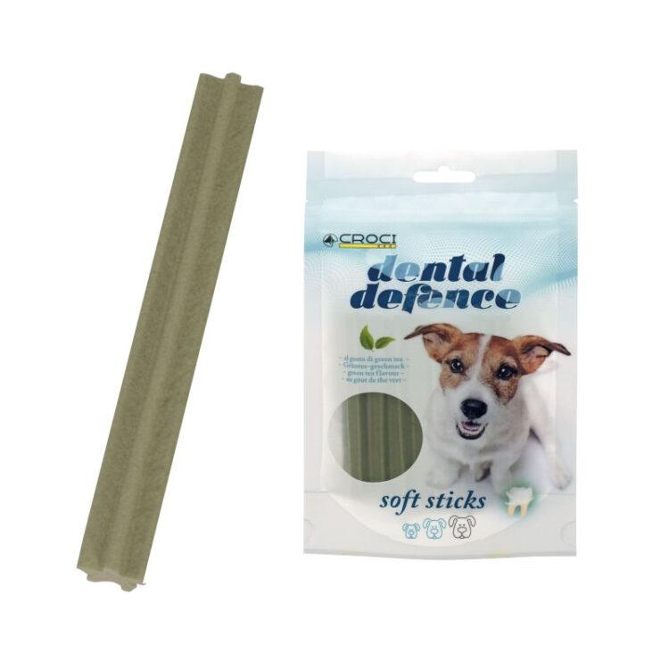 DENTAL DEFENCE SOFT STICK GREEN TEA 60gr
