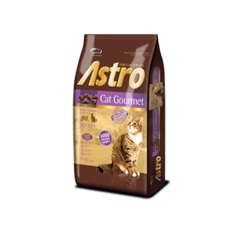 ASTRO CAT GOURMET STERILISED 7kgr