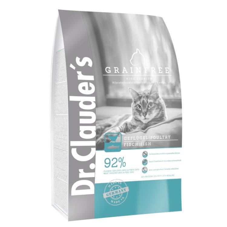 Dr.Cl High-premium CAT Grainfree 4 kg