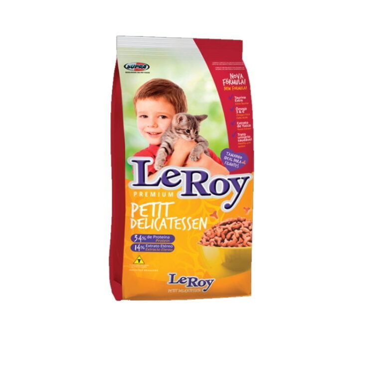 LEROY PETIT KITTEN 10.1KG