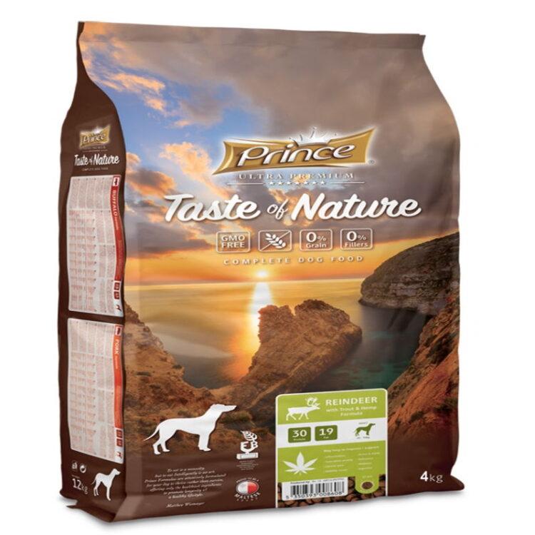 PR TASTE OF NATURE REINDEER 4kgr