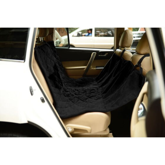 SEAT COVER QUILTED GLASGOW142x142cm