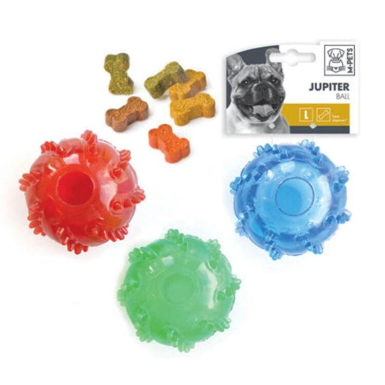 JUPITER BALLS TREAT DISPENSER S 6.5CM