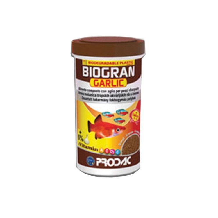 BIOGRAN GARLIC 250ML 120G
