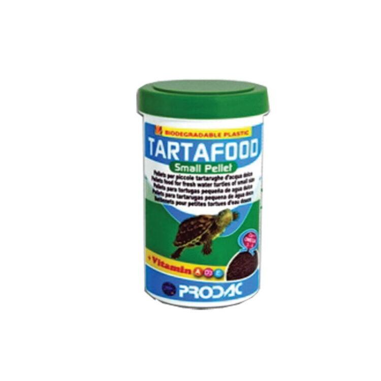 TARTAFOOD SMALL PELLET 100ML 35GR (ΓΙΑ ΧΕΛΩΝΕΣ)