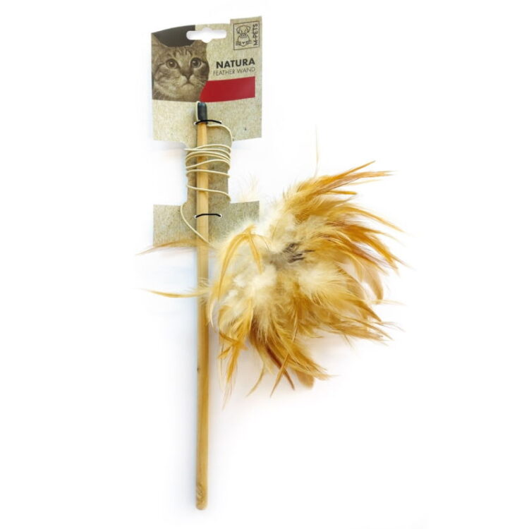 NATURA Feather Wand - 35.5 cm
