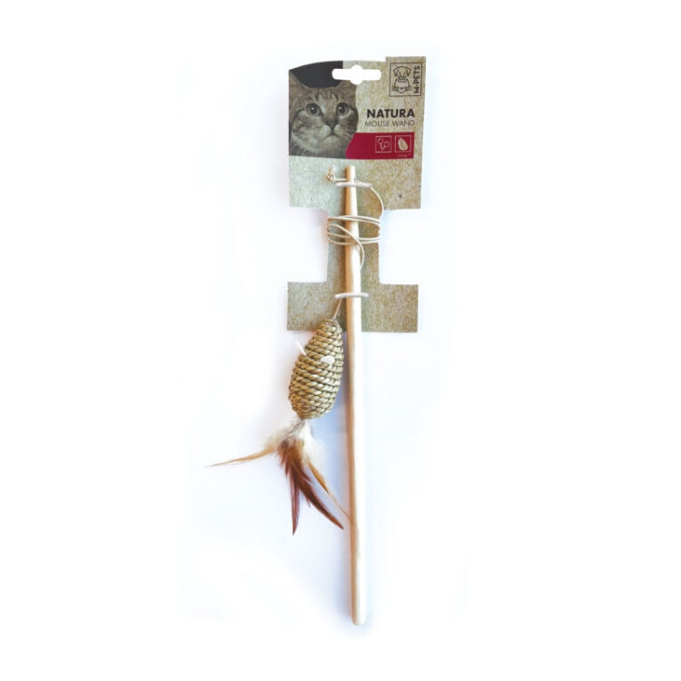 NATURA Seagrass Mouse Wand