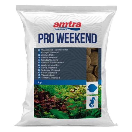 AMTRA PRO WEEKENDS 9 g