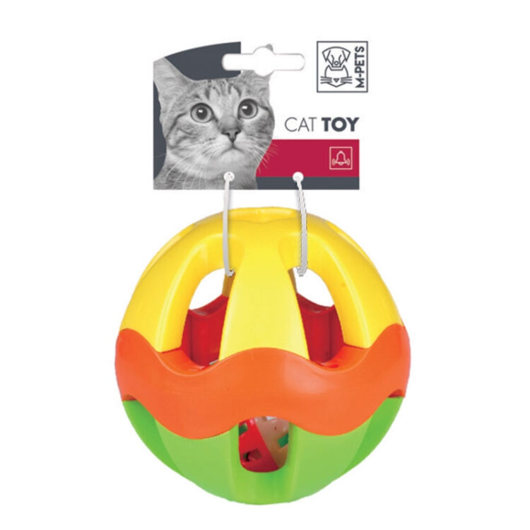 CAT TOY WAVE BALL