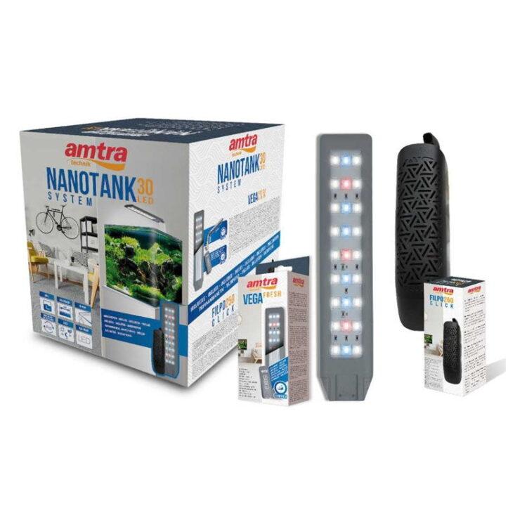 AMTRA NANOTANK CUBE SYSTEM 30 (30x30x35cm)