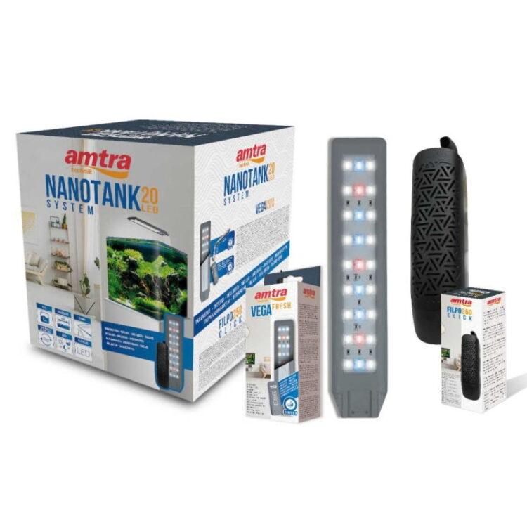 AMTRA NANOTANK CUBE SYSTEM 20 (25x25x30cm)