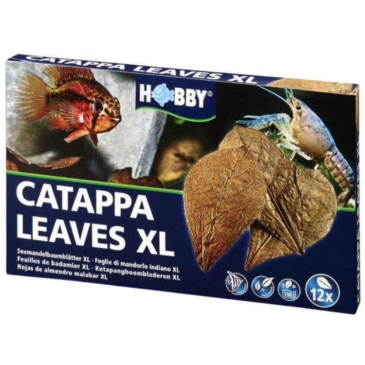 HOBBY NANO CATAPPA LEAVES XL 12 pcs