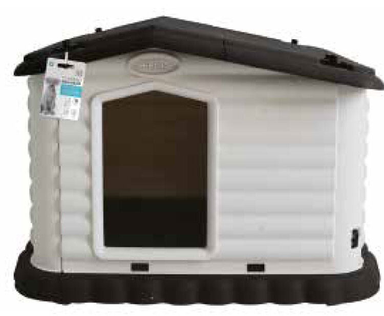 MPETS CHATEAU Dog House S 92 x 74.2 x 64 cm