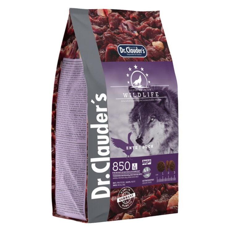 DR.CL- DOG WILDLIFE DUCK 11,5 kg